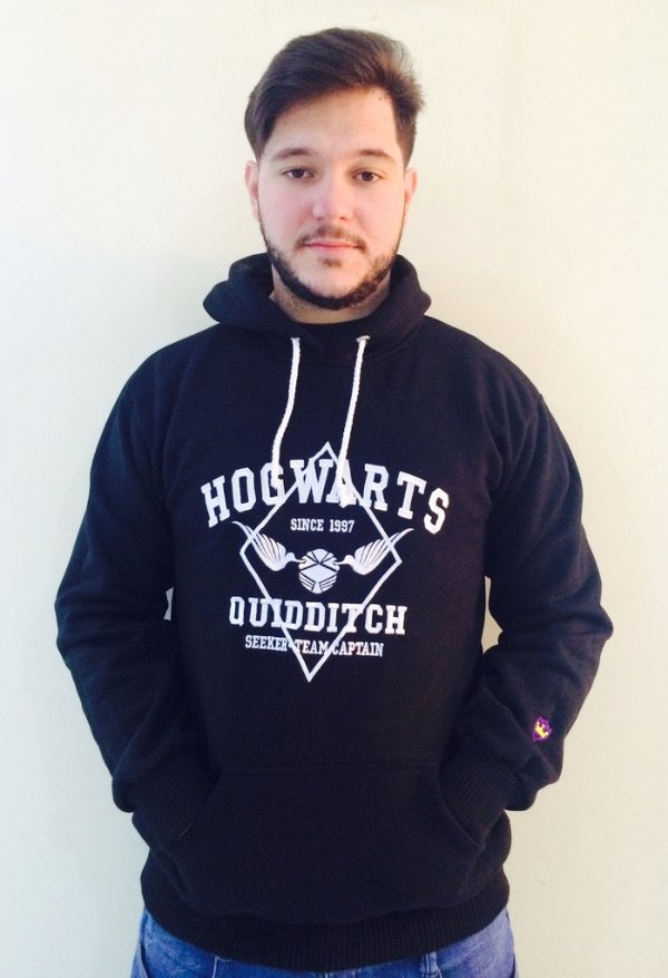 Moletom Hogwarts Quadribol