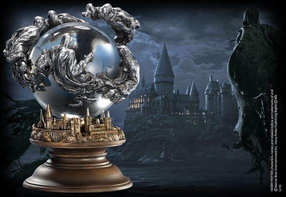 Réplica Oficial e Original da esfera de Cristal dos dementadores por Noble Collection