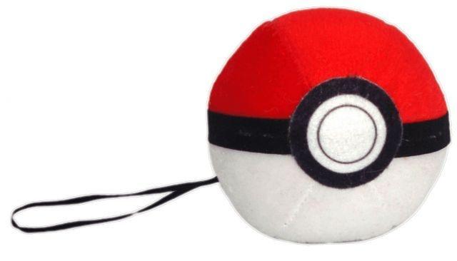 Pelúcia Pokémon Pokebola (38cm diâmetro)