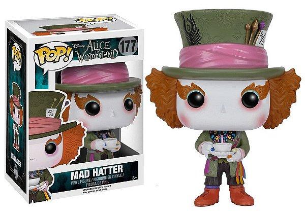 Funko Pop Mad Hat o Chapeleiro Maluco de Alice no País das Maravilhas