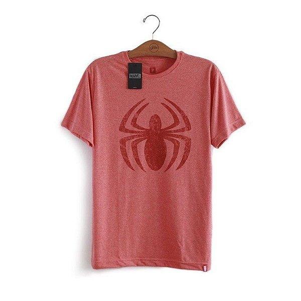 Camiseta Homem Aranha Logo