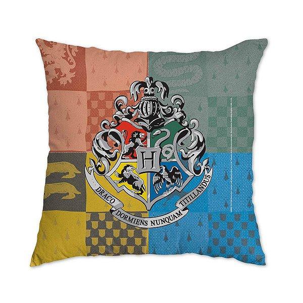 Almofada Flamulas de Hogwarts