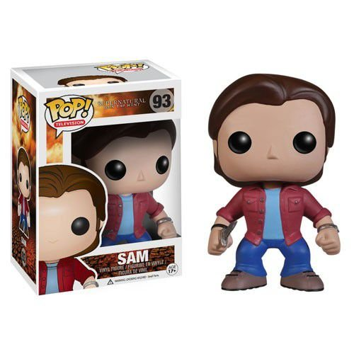 Funko Pop Supernatural Sam Winchester