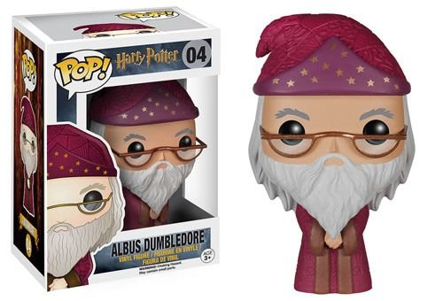 Funko POP 04 Professor Dumbledore