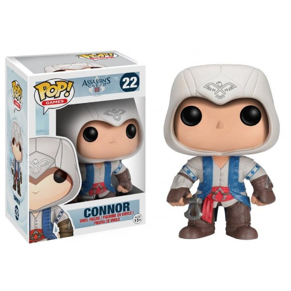 Funko Pop Assassins Creed Connor 22