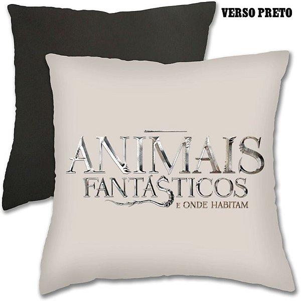 Almofada Animais Fantasticos