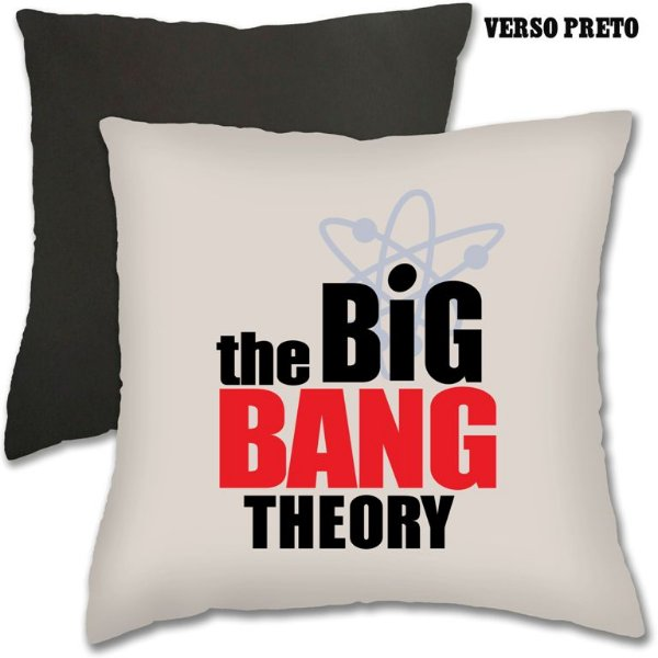 Almofada The Bing Bang Theory