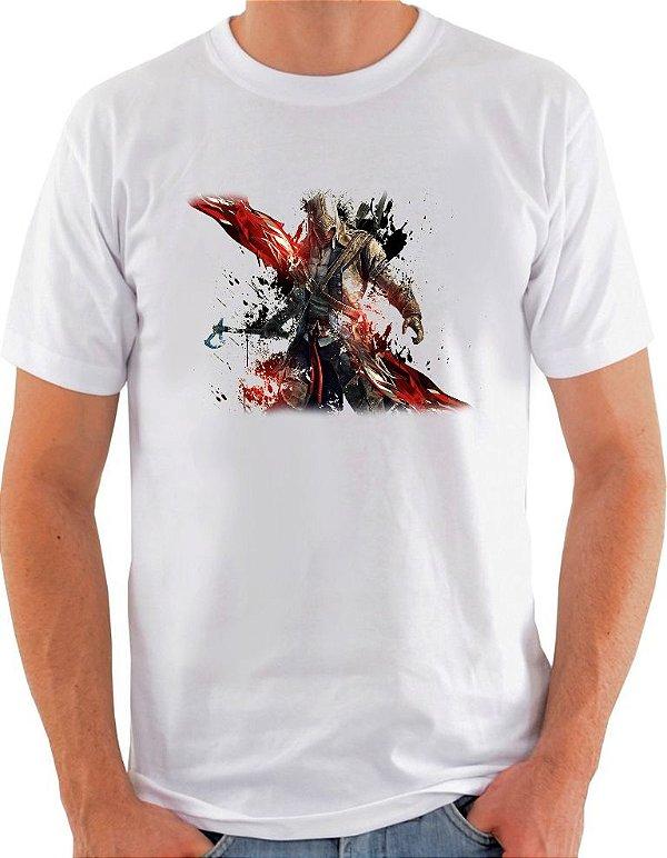 Camiseta Unisex Assassins Creed Ezio