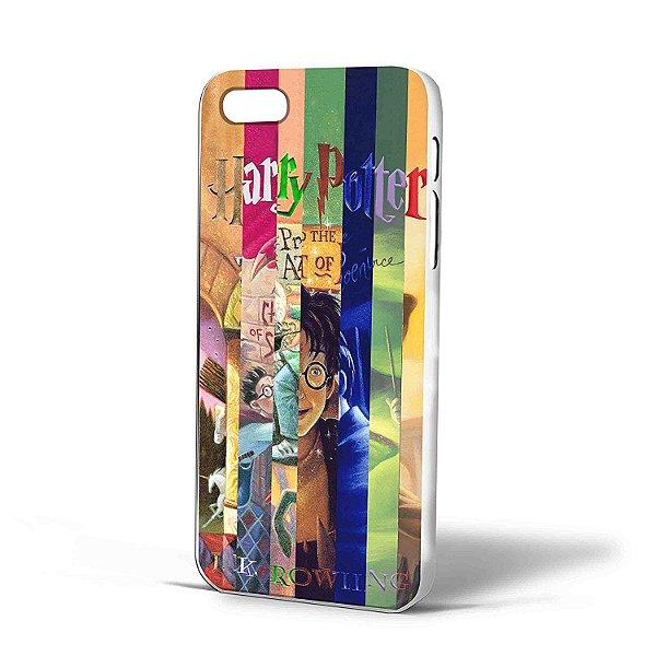 Capa Celular Livros Harry Potter- Iphone 5/5S