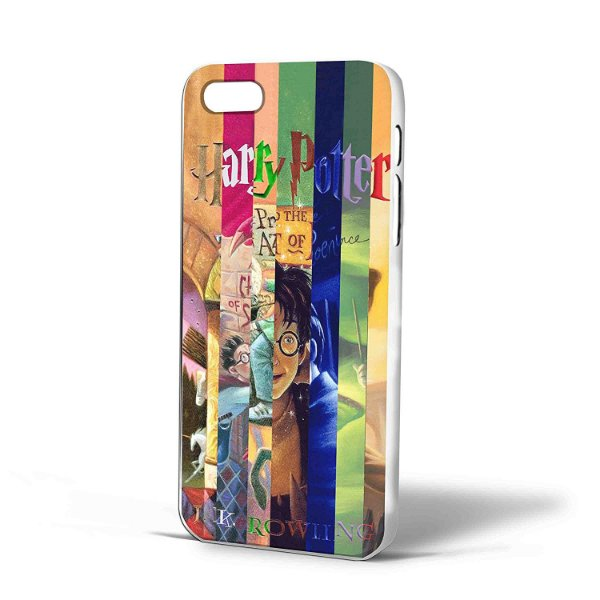 Capa Celular Livros Harry Potter- Iphone 6/6S
