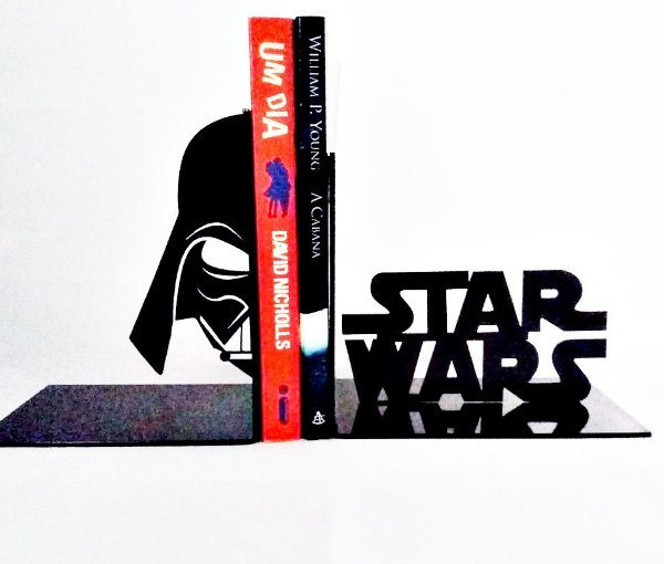 Aparador de Livros/CD/DVDs Star Wars