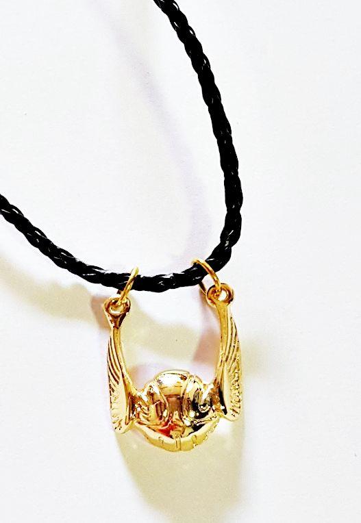 Pingente Pomo de ouro dourado