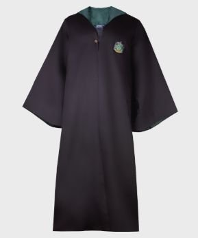 Capa / Robe forro verde