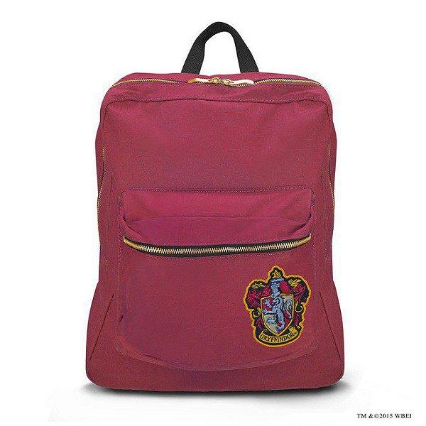 Mochila Grifinória oficial Harry Potter