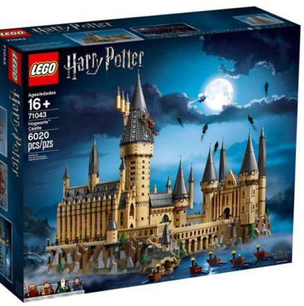 Lego Hogwarts Castle 6020 peças
