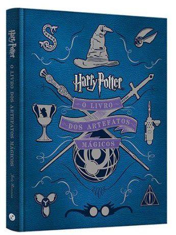 O Livro dos artefatos mágicos Harry Potter