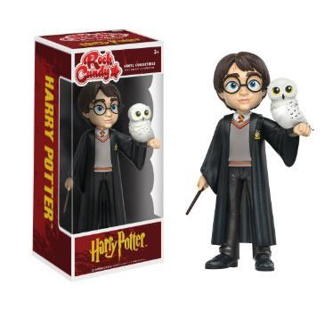 Funko Rocky Candy Harry Potter e Edwiges