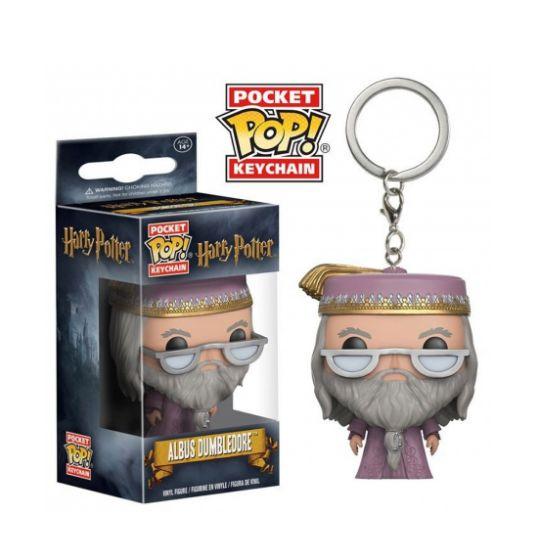 Chaveiro Funko Professor Dumbledore