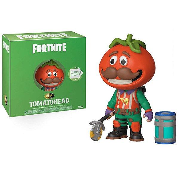 Funko Pop 5 Star Fortnite TomatoHead