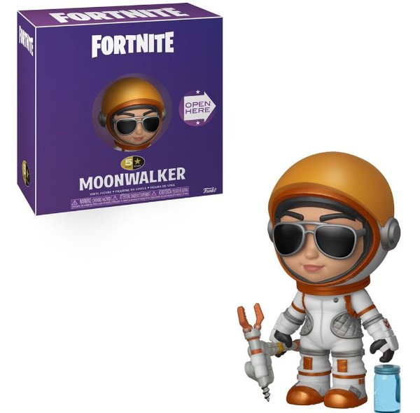 Funko Pop 5 Star Fortnite MoonWalker