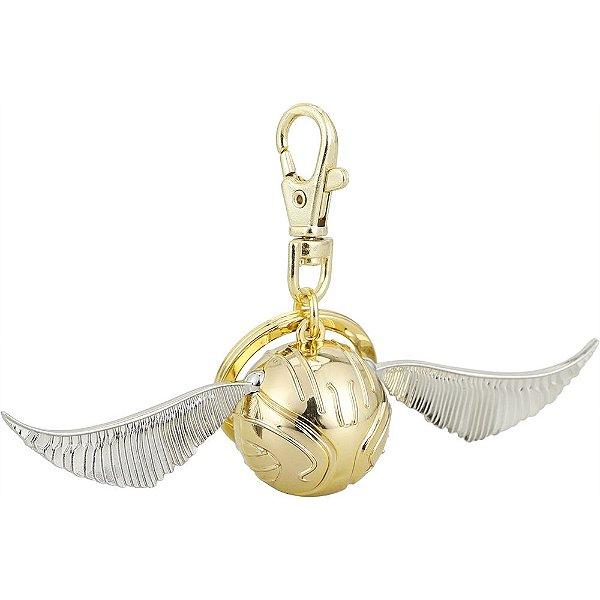 Chaveiro Pomo de Ouro Monogram