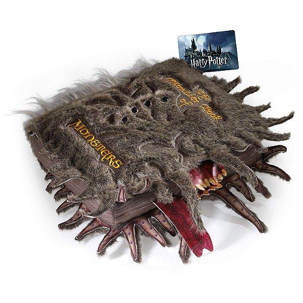 Pelúcia do Livro Monstruoso dos Monstros por Noble Collection
