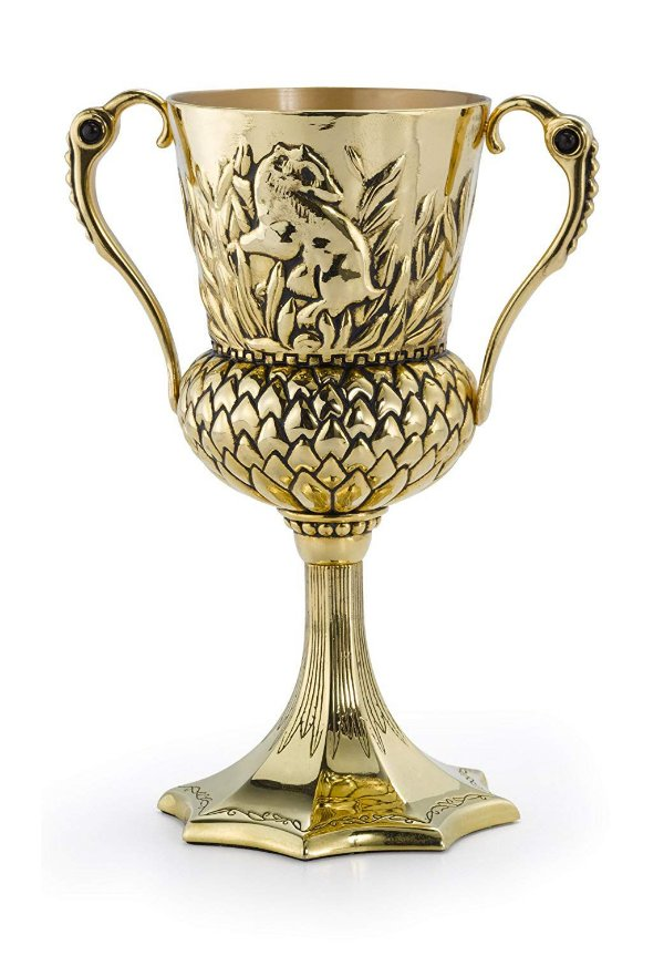 Taça Lufa Lufa Horcrux (The Hufflepuff Cup) por The Noble Collection