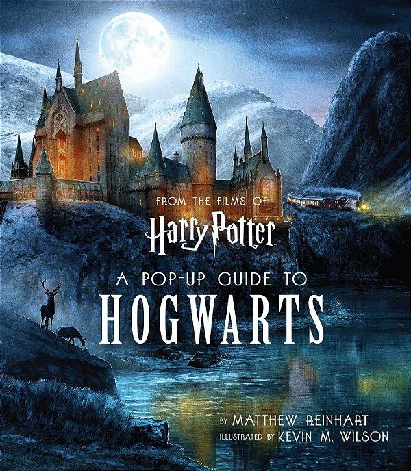 Harry Potter: A Pop-Up Guide to Hogwarts (Inglês) Capa dura