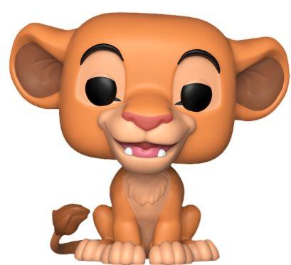 Funko Nala 497 - Rei Leão