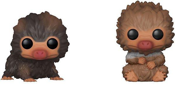 Funko Baby Niffler com 2 bonecos #2 - Animais Fantásticos e Onde Habitam