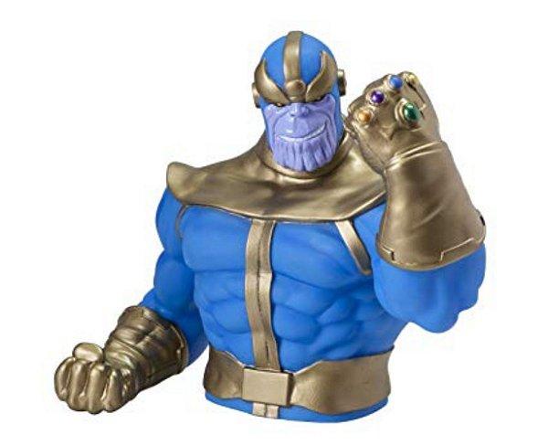 Busto Cofre Thanos - Vingadores Marvel