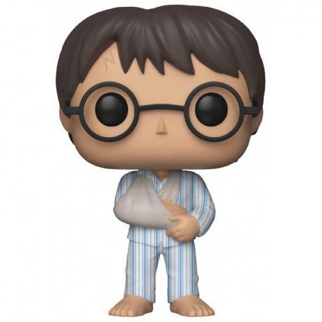 Funko Pop Harry Potter com Pijamas - Harry Potter