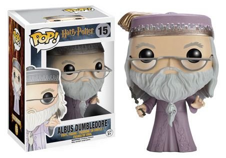 Funko POP 15 Dumbledore Harry Potter