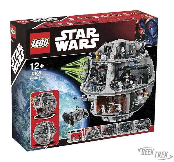 LEGO Star Wars - Estrela da Morte (10188) - 3803 peças - Edição Limitada