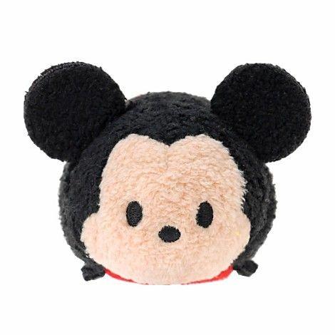 Pelúcia Original Disney Mickey Mouse Tsum Tsum