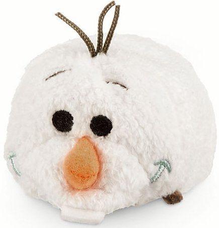 Pelúcia Olaf Mouse Tsum Tsum
