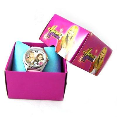 Relógio Hannah Montana