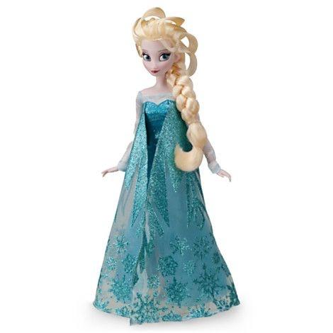 Boneca Original Disney Frozen Elsa 30cm