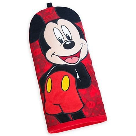 Pegador de Panela - Luva de forno Mickey Mouse
