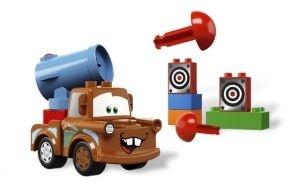 Lego Disney Pixar Carros 2 - Agente Mate - 5817