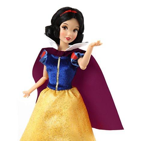Disney Princesas Boneca Original Branca de Neve 30cm