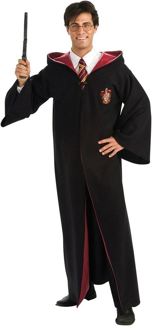 Capa/Robe Harry Potter Casa Grifinória Original Importado