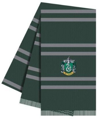 Exclusivo e Original Cachecol Harry Potter Oficial Sonserina (por Elope)