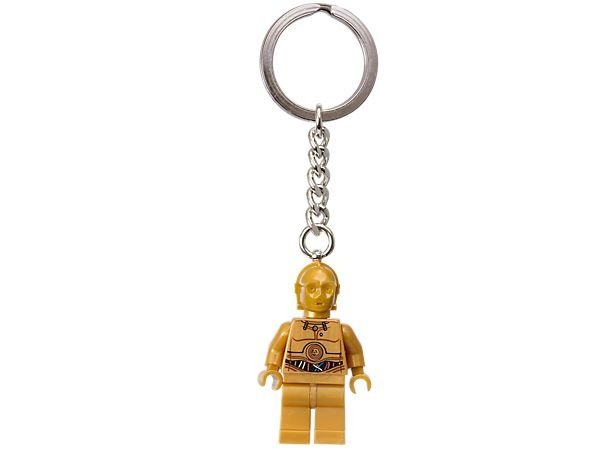 Chaveiro LEGO Star Wars Personagens - C3PO