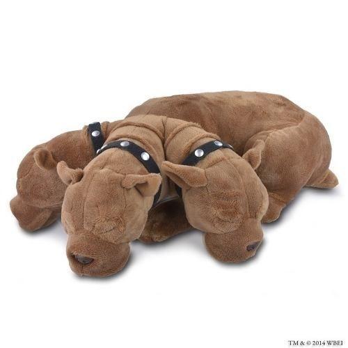 Fluffy - Fofo - Cachorro 3 cabeças de Harry Potter e a Pedra Filosofal
