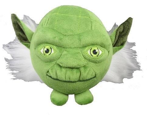 Pelúcia Bola Yoda