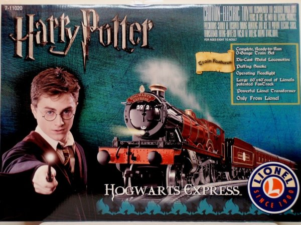 Ferrorama Harry Potter Hogwarts Express Trem