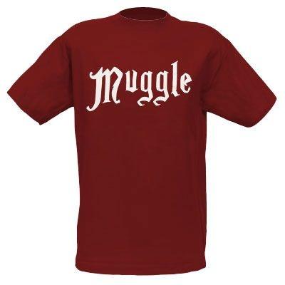 Exclusiva Camiseta Adulto Original Harry Potter Muggle