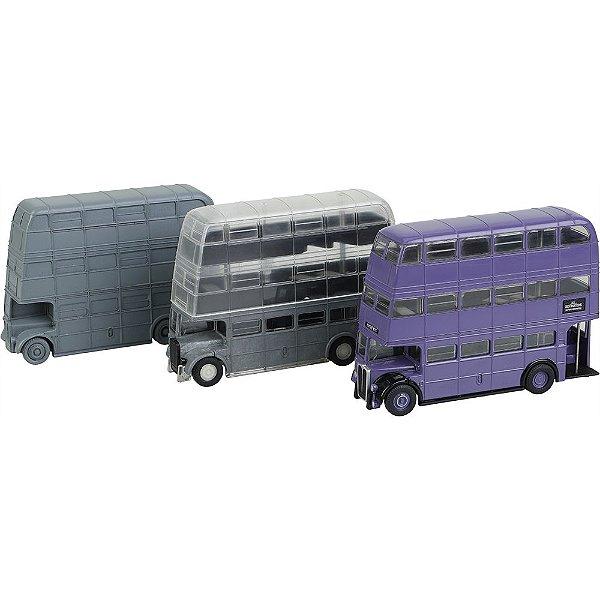 Harry Potter Die Cast Knight Bus Set Collectors Edition (Noitebus)