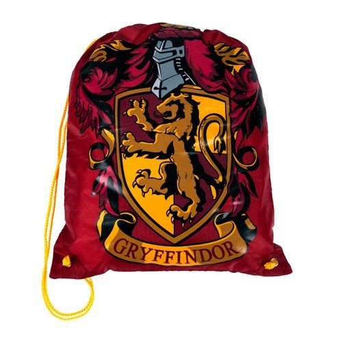 Mochila (estilo saco) Harry Potter Gryffindor